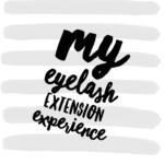 I Haven't Used Mascara In Over a Month– My Eyelash Extension Experience